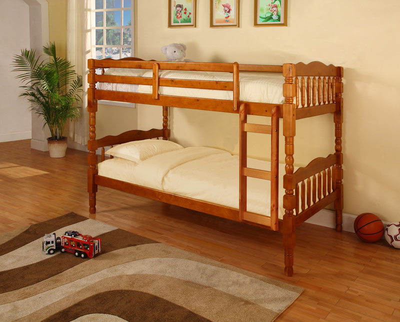Honey Pine Bunk Beds 4360 Factory Furniture Greenville Ms Call 800 569 3904