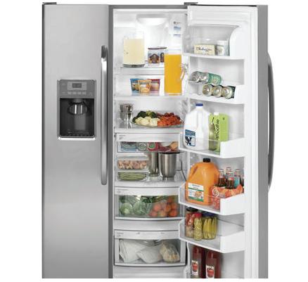 Ge Refrigerator Gshs6lgzss Factory Furniture Greenville Ms Call 800 569 3904