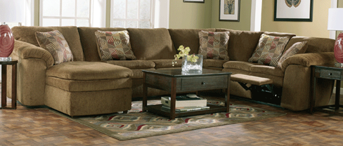 Ashley Rebel Mocha Sectional 66501 Factory Furniture Greenville Ms Call 800 569 3904