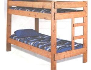 Ponderosa Pine Bunk Beds 5600 Factory Furniture Greenville Ms Call 800 569 3904